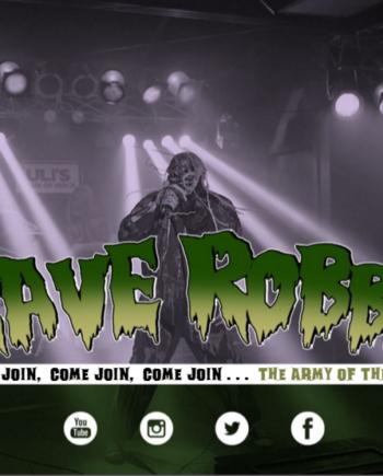 Grave Robber EPK