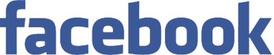 Facebook wide logo
