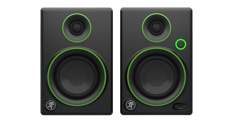 Top cheap choice: Mackie CR3 Studio Monitors