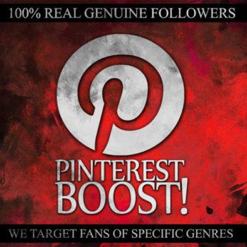 Pinterest Boost! Social Media Account Building from CLG Music & Media